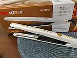 Прикорневое гофре Pro Mozer MZ-7061 Утюжок для волос щипцы, фото 9