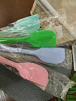 Лопатка кухонная силиконовая с силиконовой ручкой Stenson 27*5,5*1,8 см, фото 2