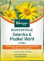 Kneipp Badesalz Gelenke & Muskel Wohl сіль для ванни для суглобів і м'язів 60 г