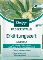 Kneipp Badesalz Erkältung сіль для ванної від застуди 60 г