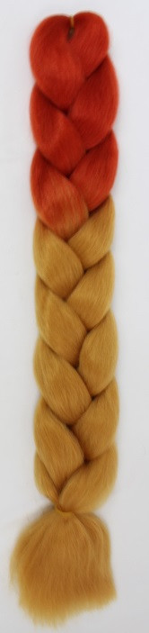 КАНЕКАЛОН  80 см. 165 гр. Омбре2 Jumbo braid