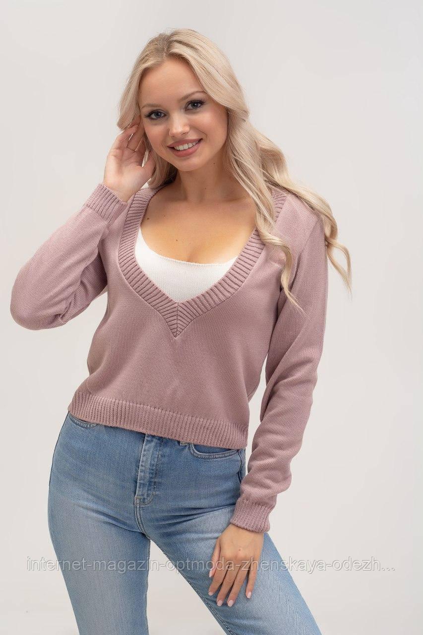 """Ультрамодний стильний молодіжний светр-двійка """"Джейн"""""""