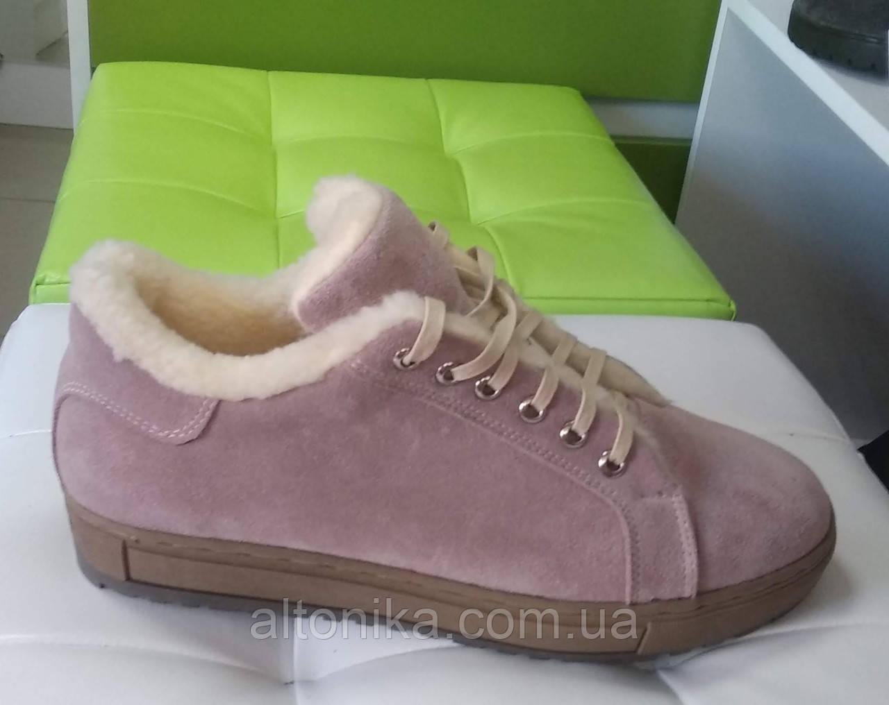 STTOPA зима. Размеры 40-45. Ботинки кожаные больших размеров. С-9-44-4045-35-4045