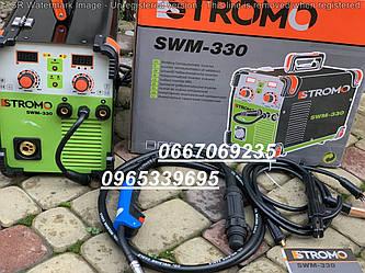 Инверторный сварочный полуавтомат Stromo SWM-330