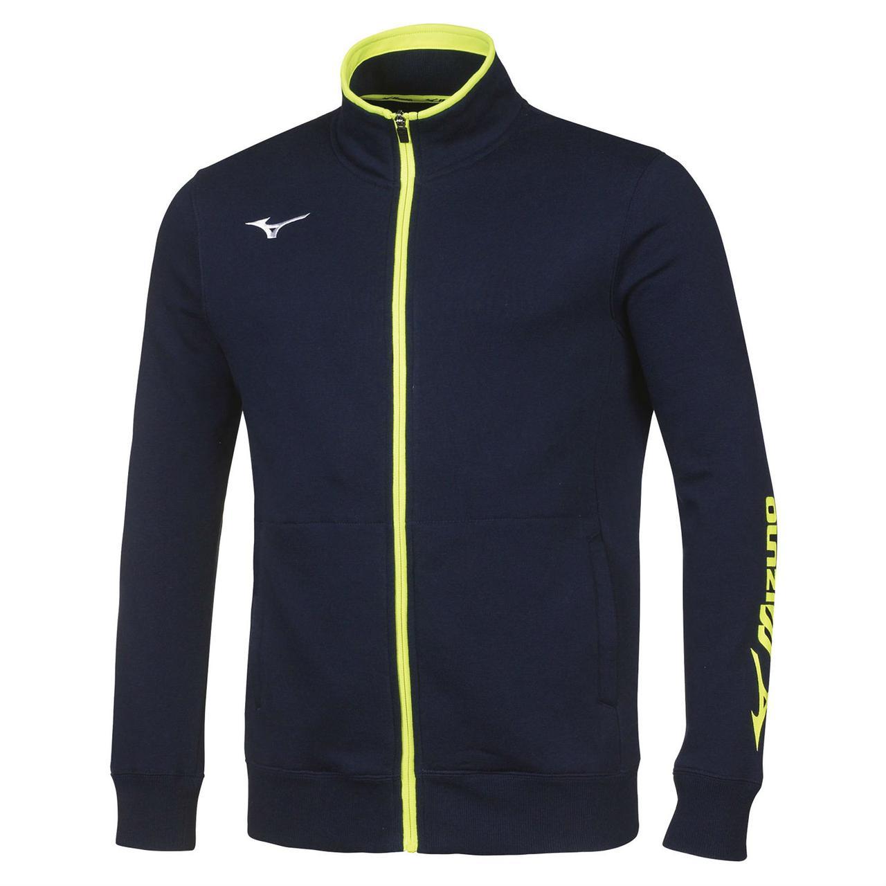 Толстовка Mizuno Sweat Fz Jacket (32EC7009-14)