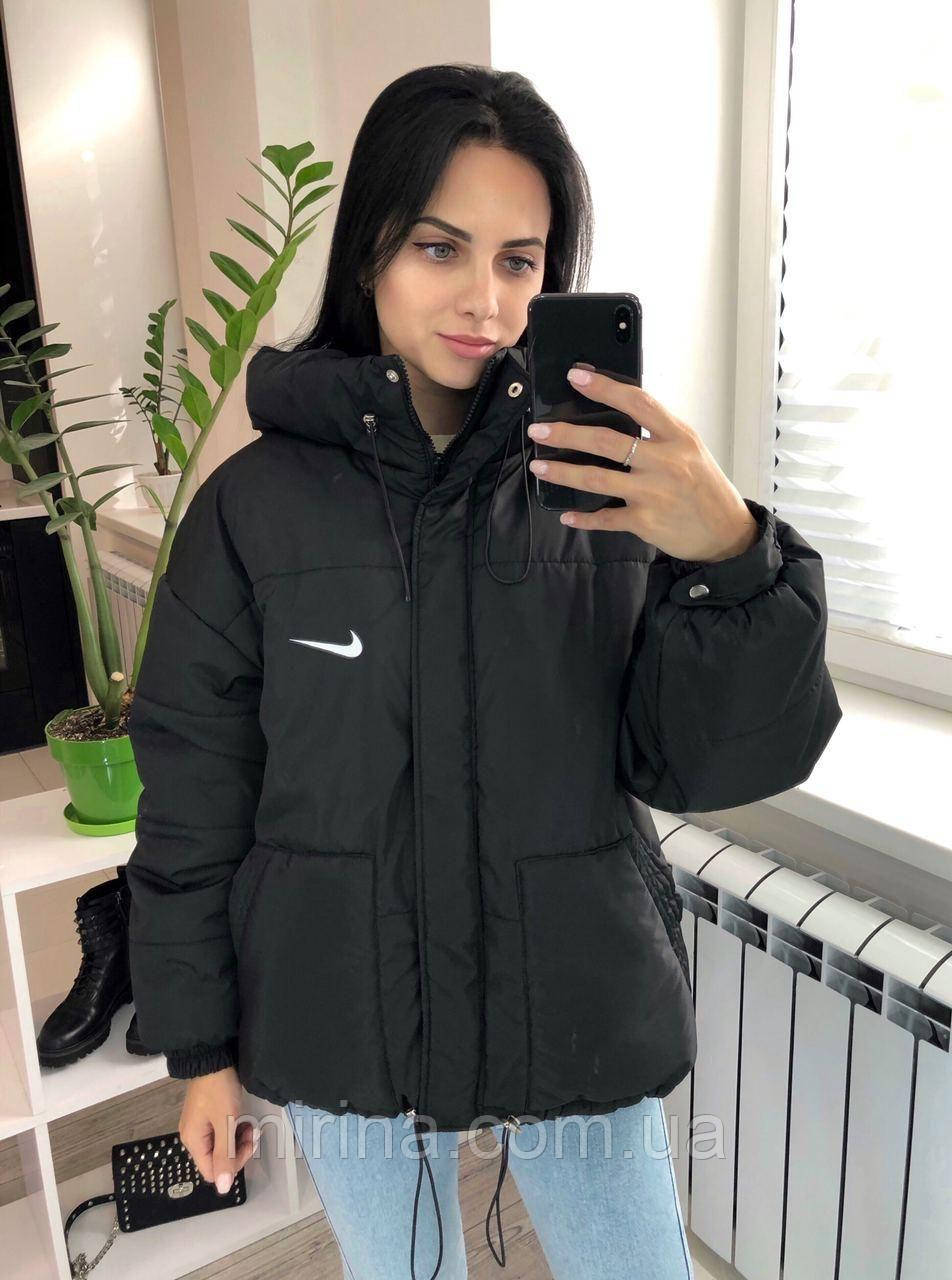 Куртка женская  из плащевки  на силиконе 200, четыре цвета