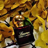 Lauren ralph lauren духи винтаж франция оригинал. Шедевр парфюмерии большая редкость!