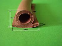 Профиль термостойкий из силиконовой резины, фото 1