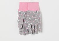 Детские флисовые перчатки НМ для девочки