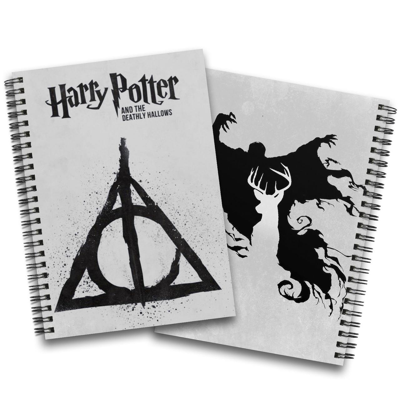 Блокнот Гарри Поттер   Harry Potter 04