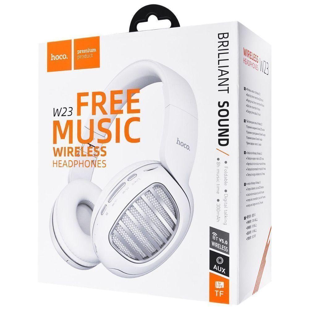 Навушники Bluetooth HOCO W23