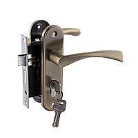 Ручка дверная FZB ET-71157 50mm AB Бронза