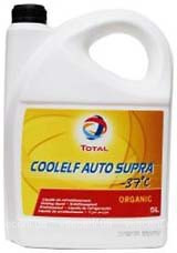 Антифриз Total COOLELF AUTO SUPRA готовый красный 5л (147989)