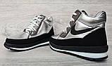 Сучасні жіночі зимові черевики (БТ-6ср), фото 5