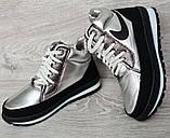 Сучасні жіночі зимові черевики (БТ-6ср), фото 6