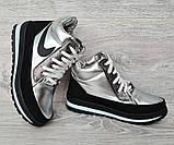 Сучасні жіночі зимові черевики (БТ-6ср), фото 8