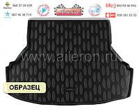Ковер в багажник CHEVROLET CAPTIVA с 2011-2016 / цвет:черный