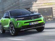 Новий Opel Mokka офіційно дебютував