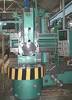 Ремонт и модернизация токарно-карусельных станков, фото 1