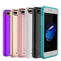 Чехол аккумулятор iPhone 6 Plus ; 6S Plus ; 7 Plus (4200 mAh) Black