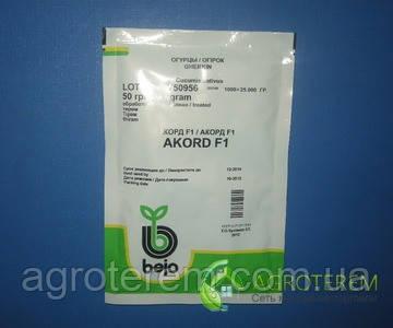 Семена огурца Акорд (AKORD) F1 50 грамм