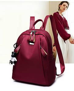 Женская сумка - рюкзак HiFlash Красная