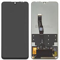Дисплей для Huawei P30 Lite / Nova 4e модуль в сборе с тачскрином, черный, High Copy