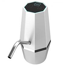 Электро помпа для бутилированной воды Water Dispenser JLB-H1 электрическая аккумуляторная на бутыль, фото 2