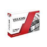 Радиатор алюминиевый Vulkan 500/96, фото 3