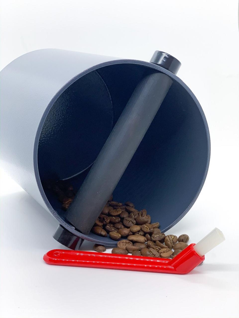 Нок-бокс VD coffee 150 мм чорний