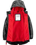 Демисезонная курточка на флисовой подкладке Картерс для мальчика, фото 2
