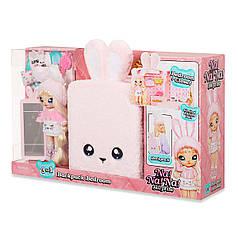 Игровой набор с куклой Na! Na! Na! Surprise 3 в 1 – Рюкзачок-зайчик с сюрпризом 569732