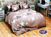 Комплект постельного белья Сатин 100% хлопок. Разные размеры!