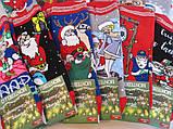 Новогодние махровые носочки для женщин., фото 2