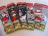 Новогодние махровые носочки для женщин., фото 8