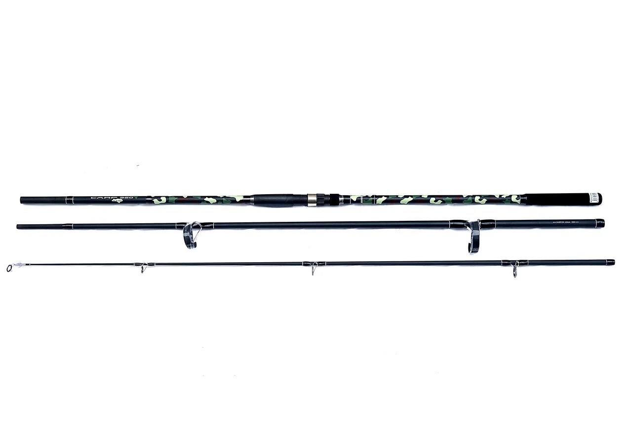 Коропове штекерне вудилище Kaida (Weida) Carp-3 3.60 м, 4 lb, 3 секції