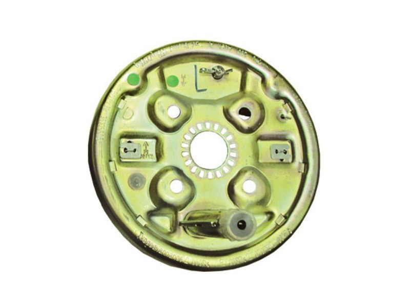 Анкерная пластина правая тормоза 2051/2051Ab, ось 1000-1500 кг (571377)