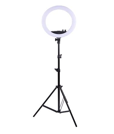 Штатив для лампи 2.1 м для блогера, селфи, фотографа, візажиста RL-SLF-1820