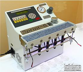 Установка для диагностики и чистки форсунок Sprint6K