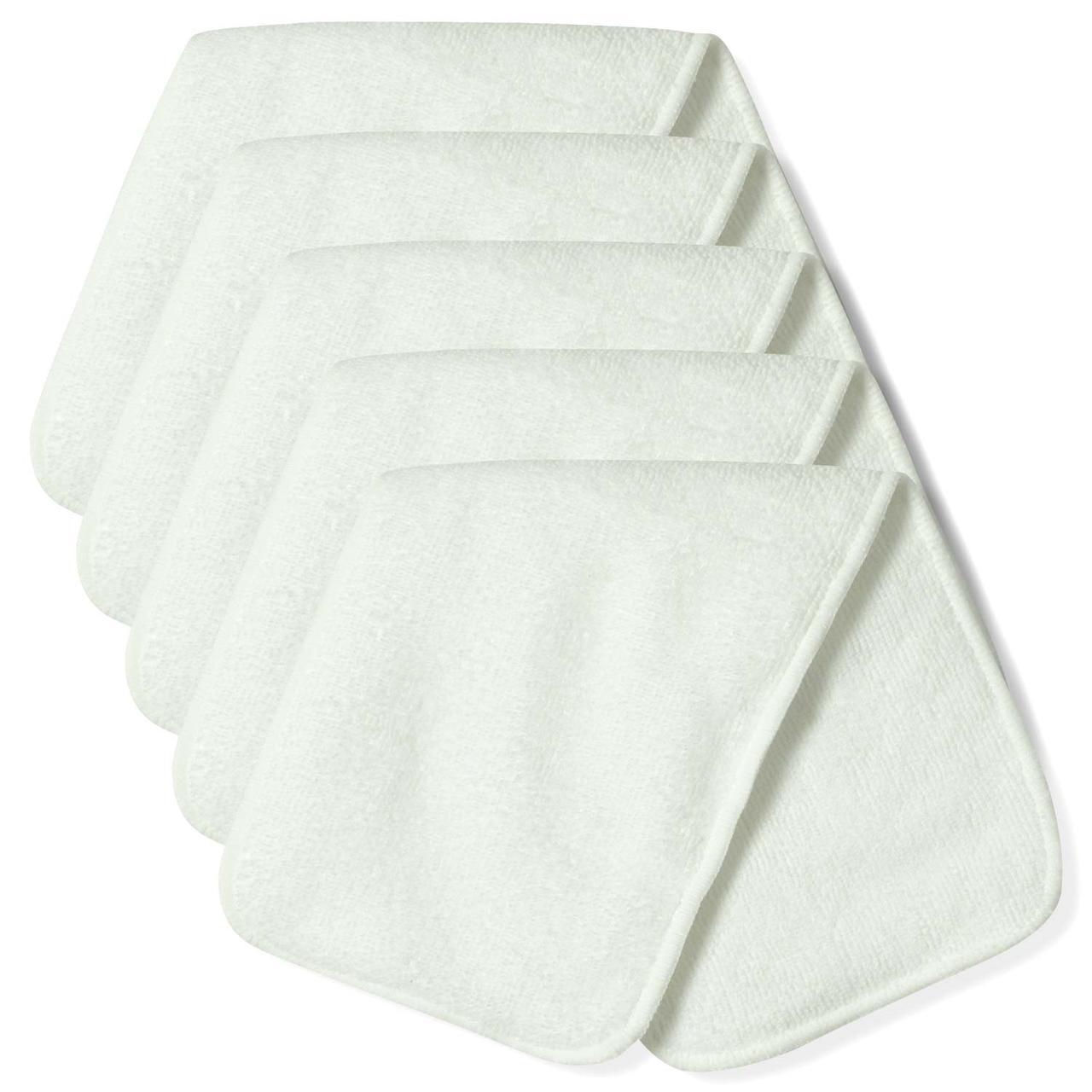 Набор вкладышей для многоразового подгузника Berni 5 шт Белый (5655)
