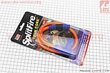 Провод к катушкам зажигания (оранжевый), 43см + колпачок свечной, фото 2