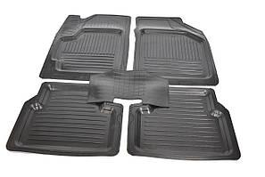Универсальные автоковрики для VW Caddy (4 двери) (2013>)