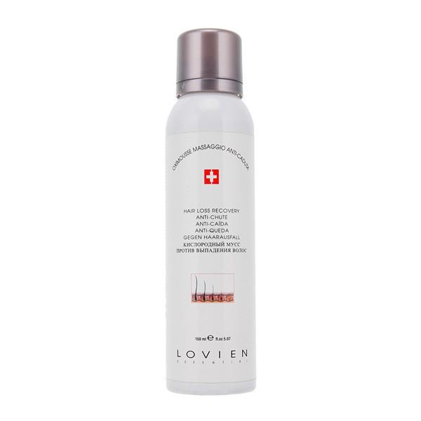 Кисневий мус проти випадіння волосся Lovien Essential Oximousse 150 мл