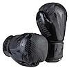 Боксерские перчатки  PU VENUM VM2955 (реплика, черние) размер 10 унц., фото 2