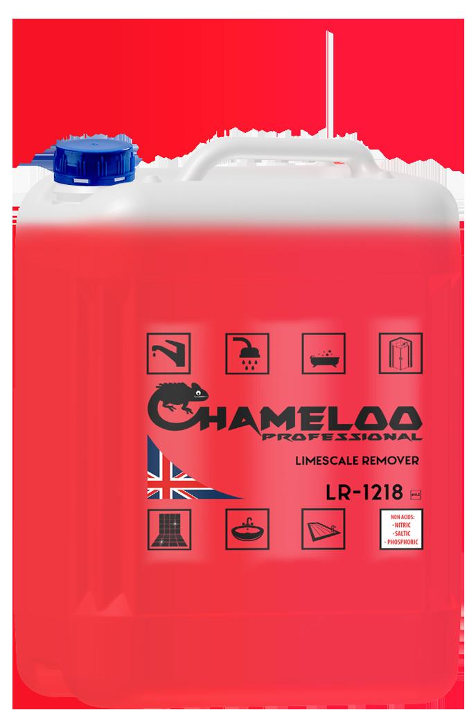 Концентрованное средство Chameloo Professional limescale remover для очистки от налета 5 l
