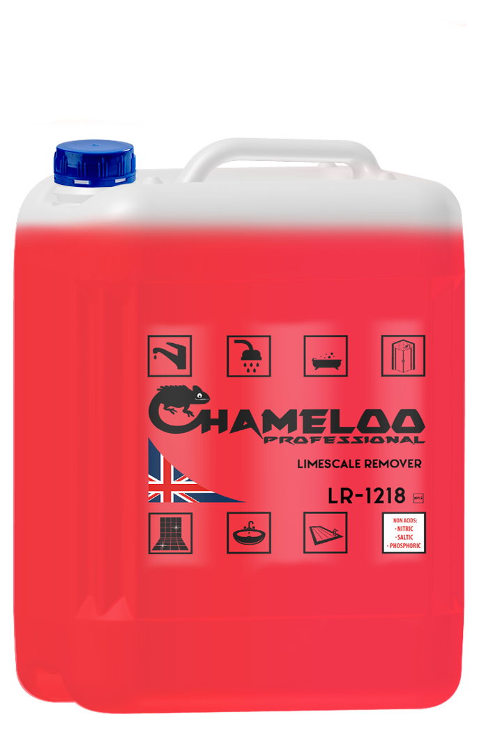 Концентрованное засіб Chameloo Professional limescale remover для очищення від нальоту 5 l