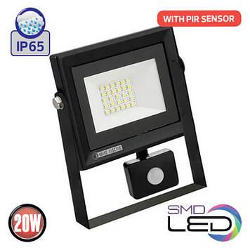 Прожектор PARS/S-20 светодиодный  с датчиком движения