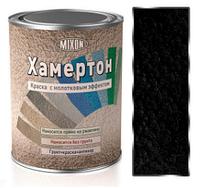 Антикоррозионная алкидная молотковая краска Mixon Хамертон 800 черная 2,5л