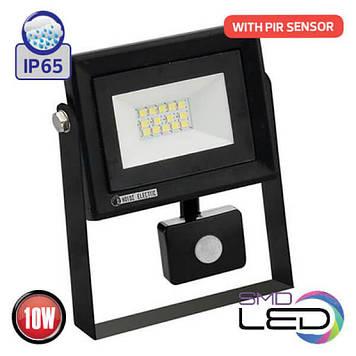 Прожектор PARS/S-10 светодиодный  с датчиком движения