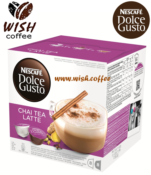 АКЦ!   -ЗІМ*ЯТ КУТОЧОК  Dolce Gusto Chai Tee Latte